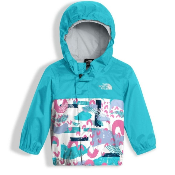 f1c6d6f5f7a0 New The North Face Tailout Rain Jacket Infant